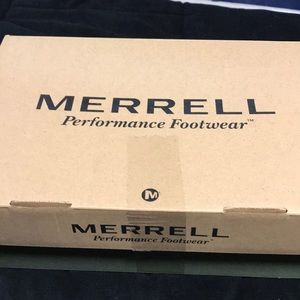 NEW IN BOX Merrell shoes